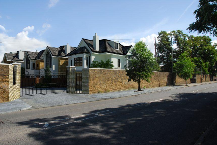 East End Road, London N3
