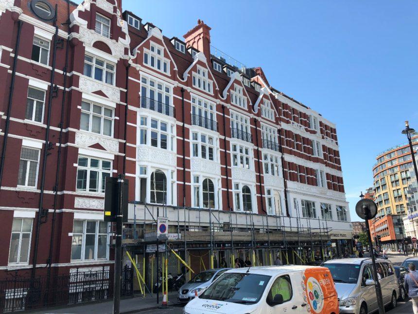 Edgware Road London WC1